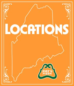 Pat's Pizza Locations